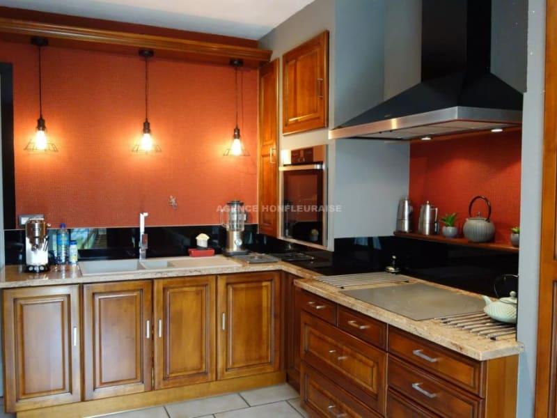 Vente maison / villa Fatouville-grestain 299000€ - Photo 4