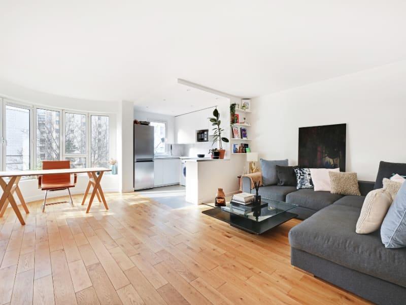 Vente appartement Paris 19ème 499000€ - Photo 1
