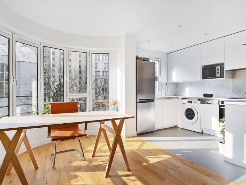 Vente appartement Paris 19ème 499000€ - Photo 2