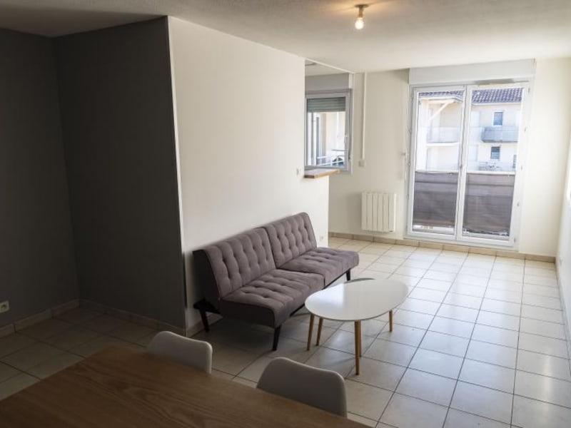 Rental apartment Bellignat 470€ CC - Picture 1
