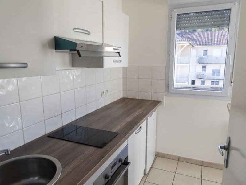 Rental apartment Bellignat 470€ CC - Picture 4