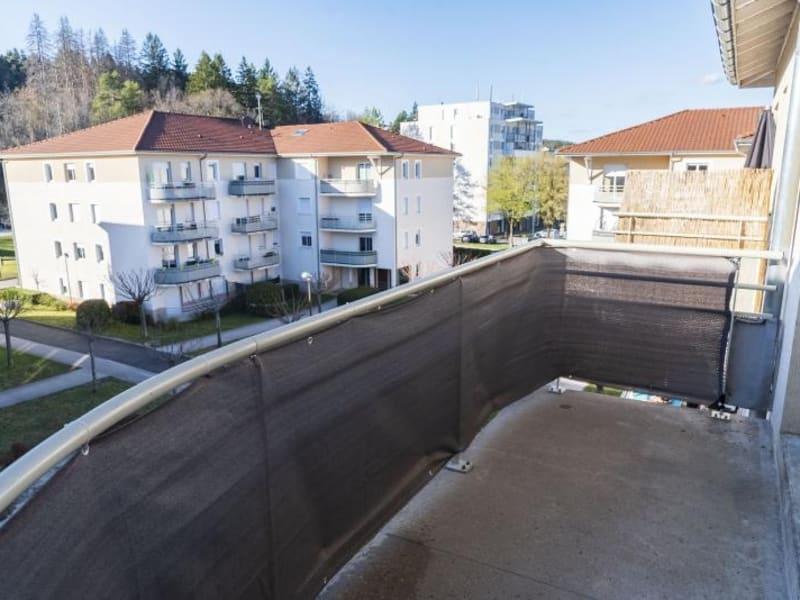 Rental apartment Bellignat 470€ CC - Picture 10