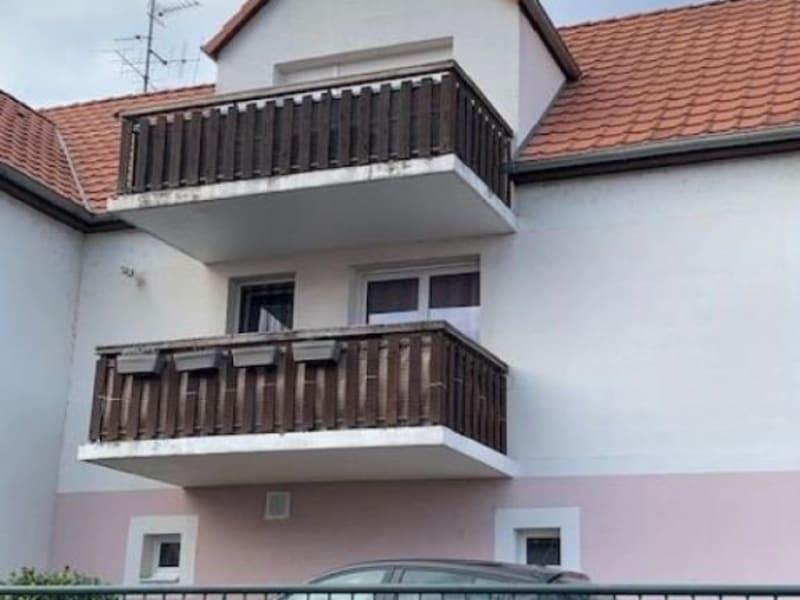 Location appartement Pfettisheim 825€ CC - Photo 1
