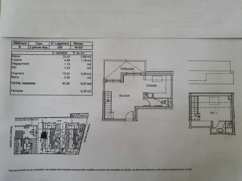 Location appartement Bischwiller 510€ CC - Photo 3