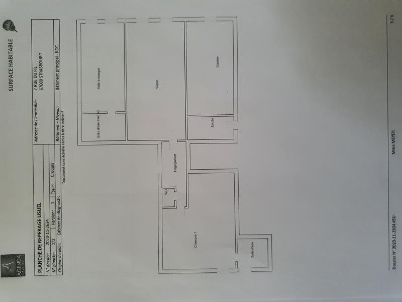 Location appartement Strasbourg 1095€ CC - Photo 5