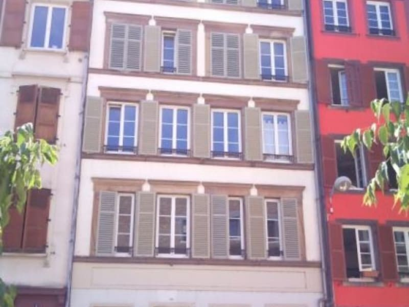 Location appartement Strasbourg 611€ CC - Photo 1
