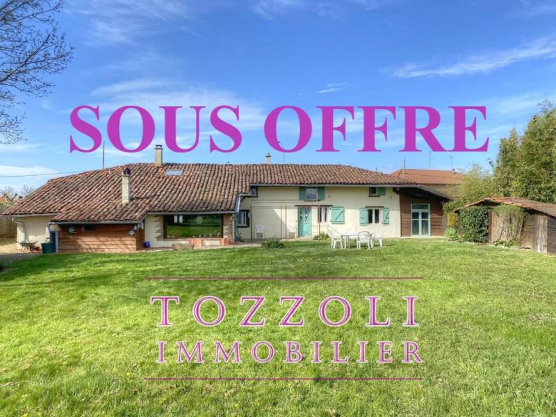 Sale house / villa Mezeriat 330000€ - Picture 1
