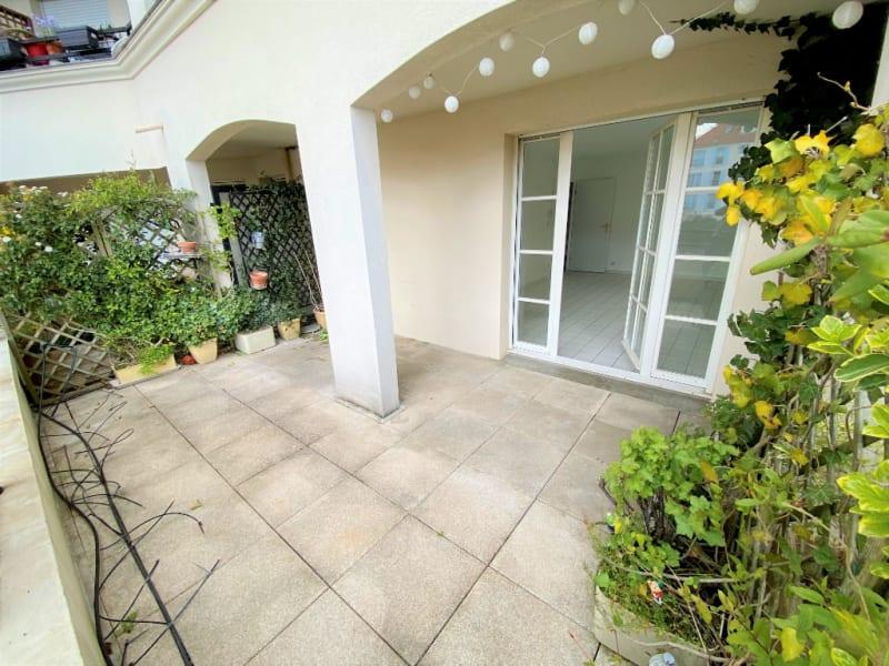Rental apartment Cergy 1115€ CC - Picture 2
