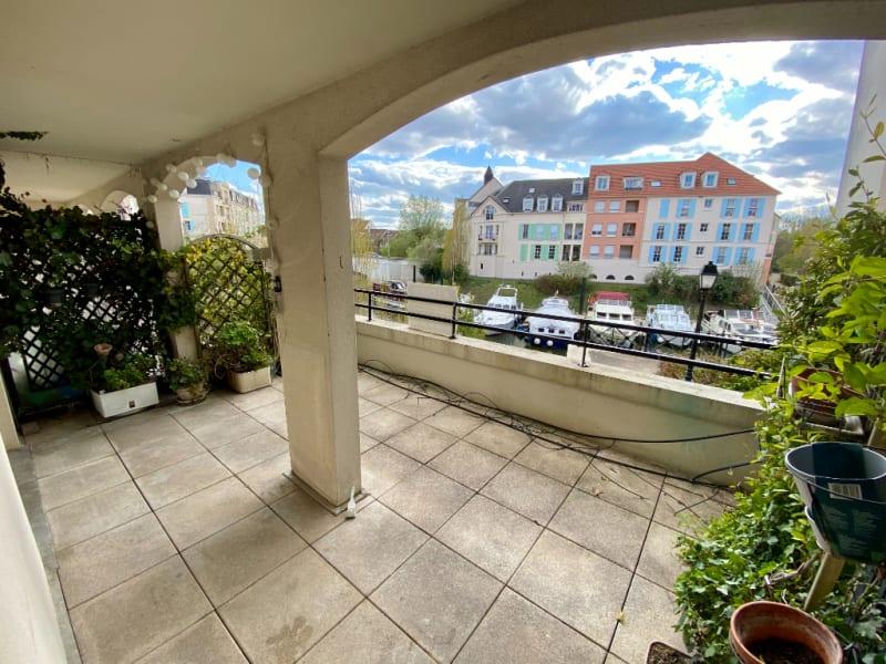 Rental apartment Cergy 1115€ CC - Picture 3