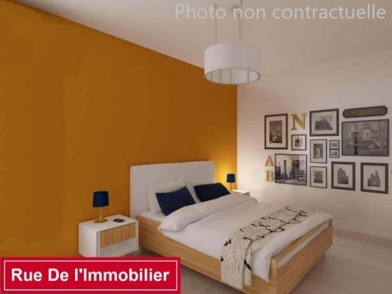Vente appartement Bouxwiller 116800€ - Photo 2