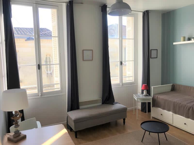 Rental apartment Bordeaux 705€ CC - Picture 1