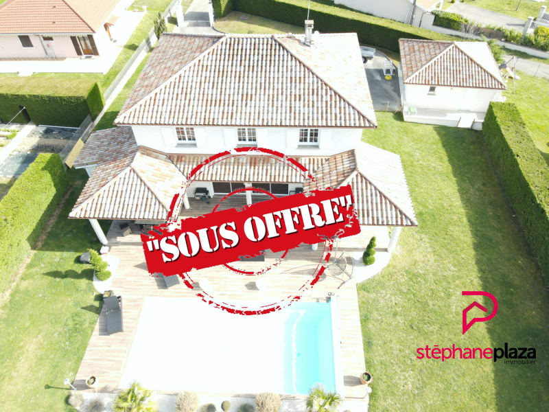 Vente de prestige maison / villa Saint jean de bournay 649000€ - Photo 1