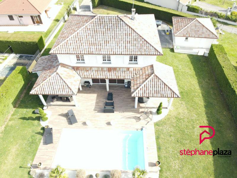 Vente de prestige maison / villa Saint jean de bournay 649000€ - Photo 2