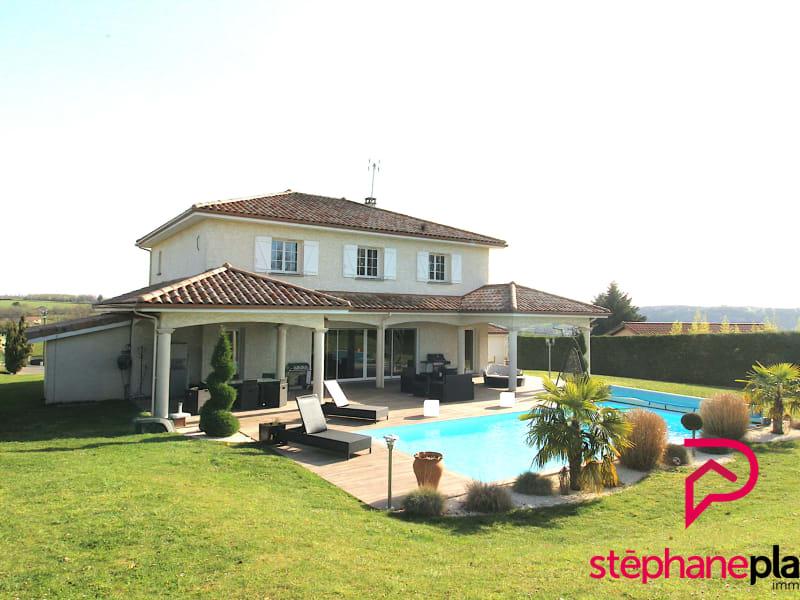 Vente de prestige maison / villa Saint jean de bournay 649000€ - Photo 3