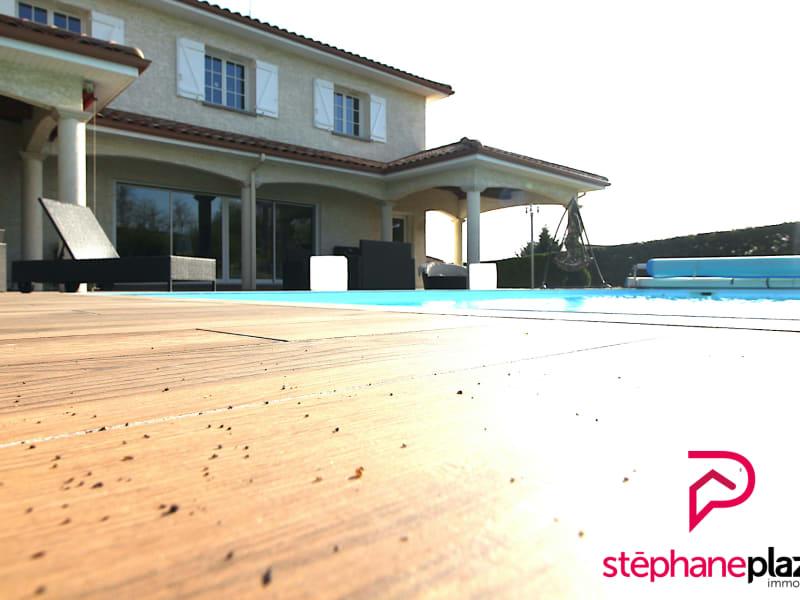 Vente de prestige maison / villa Saint jean de bournay 649000€ - Photo 6