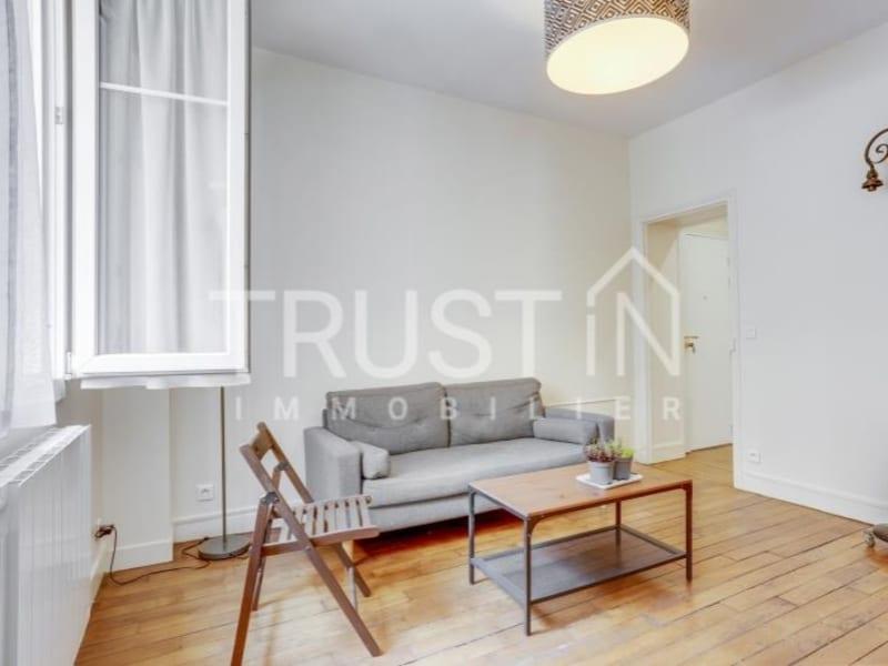 Vente appartement Paris 15ème 488000€ - Photo 1