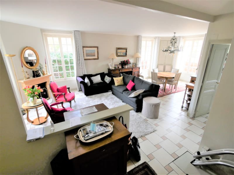 Sale house / villa Garches 1115000€ - Picture 2