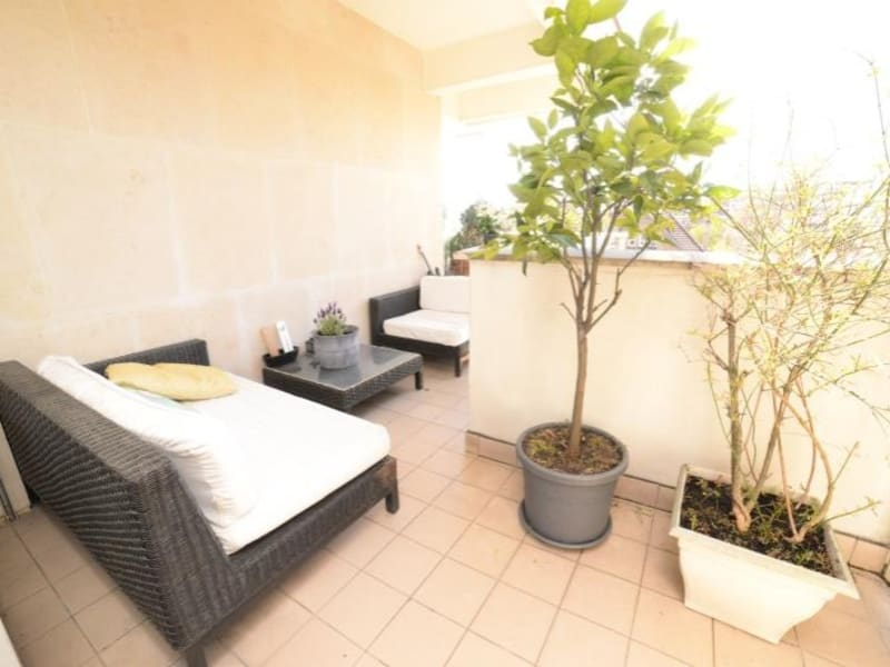 Sale apartment St cloud 580 000€ - Picture 1