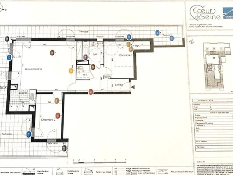 Sale apartment Conflans sainte honorine 399500€ - Picture 14