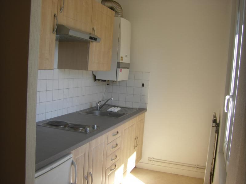 Rental apartment Vannes 350€ CC - Picture 1