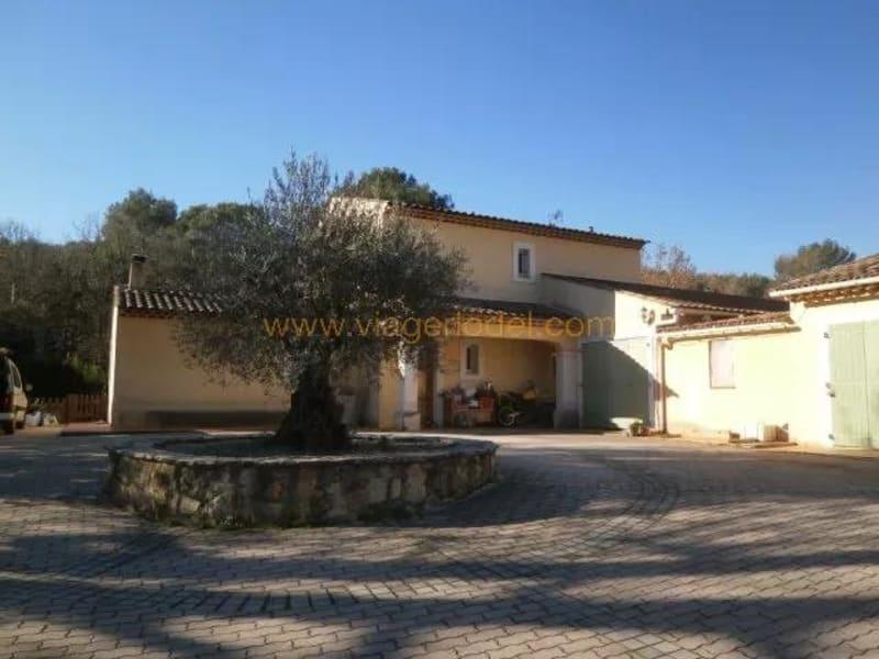 Life annuity house / villa Callas 160000€ - Picture 1