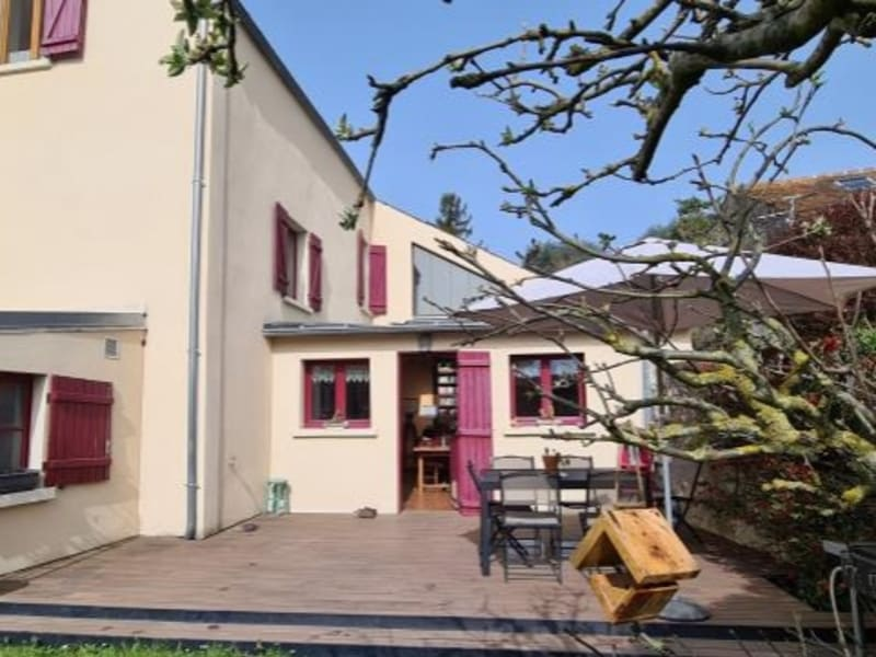 Sale house / villa Bazemont 577000€ - Picture 1