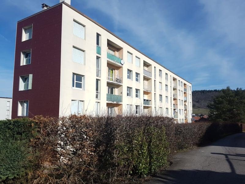 Sale apartment Saint die 28600€ - Picture 1