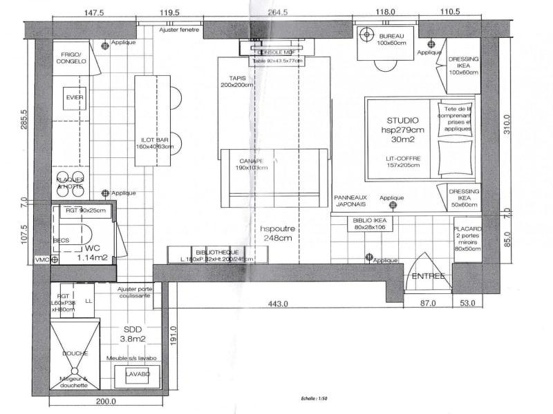 Vente appartement Paris 11ème 379000€ - Photo 15