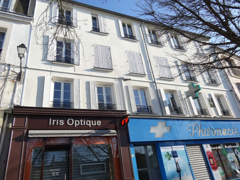 Vente appartement Montmorency 280 000€ - Photo 1
