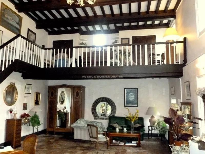 Sale house / villa Honfleur 1625000€ - Picture 4