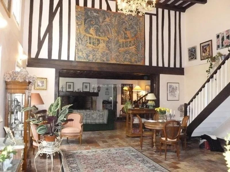 Sale house / villa Honfleur 1625000€ - Picture 5