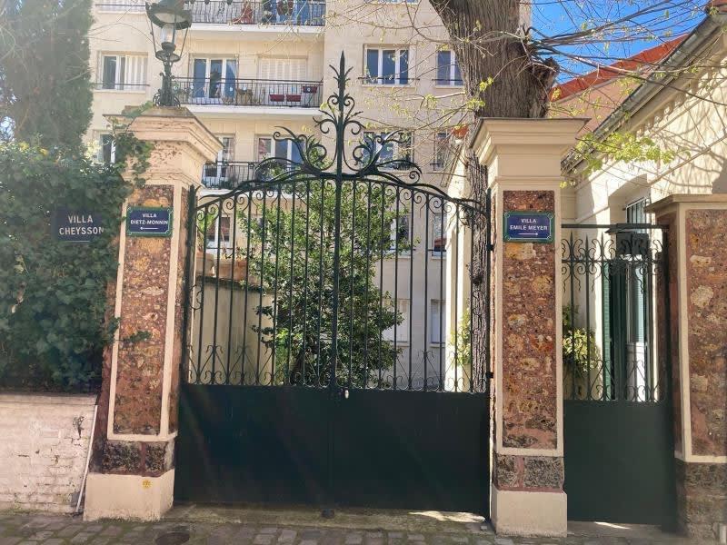 Vente appartement Paris 16ème 530000€ - Photo 1