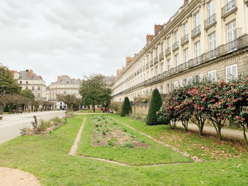 Sale apartment Nantes 1 092 000€ - Picture 1