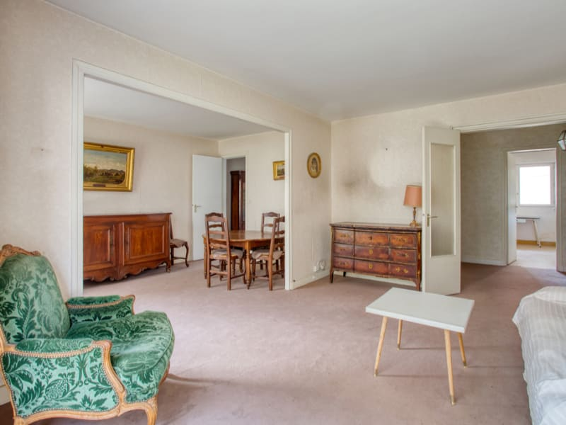 Sale apartment Paris 15ème 1 040 000€ - Picture 10