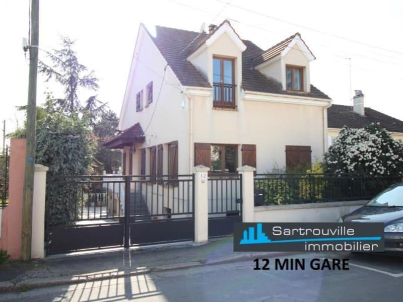 Verkauf haus Sartrouville 590000€ - Fotografie 1