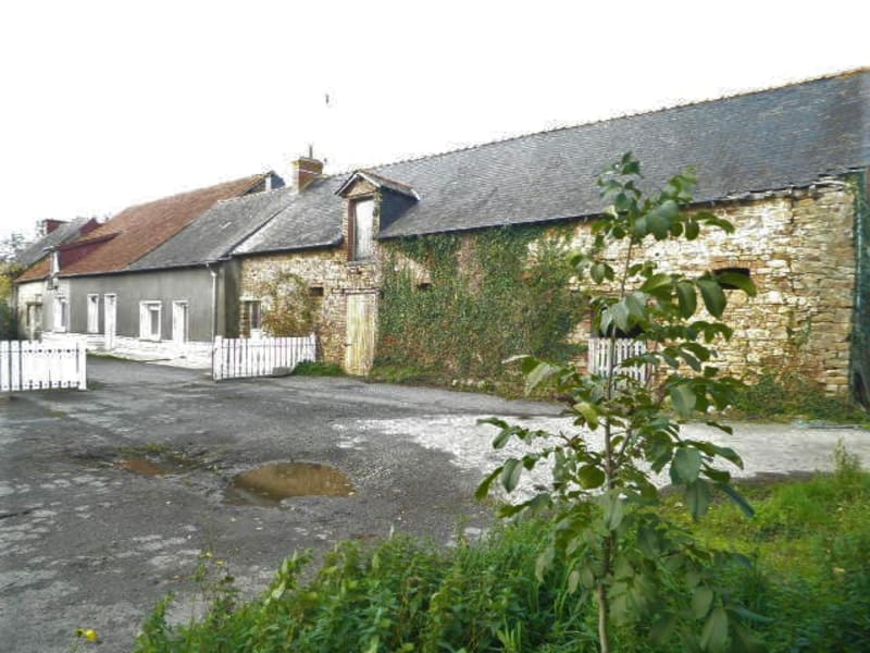 Sale house / villa Martigne ferchaud 149435€ - Picture 2