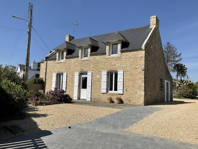 Vente maison / villa Plouharnel 440000€ - Photo 1