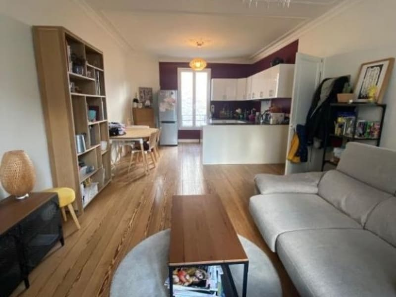 Vente appartement Asnieres sur seine 540000€ - Photo 1