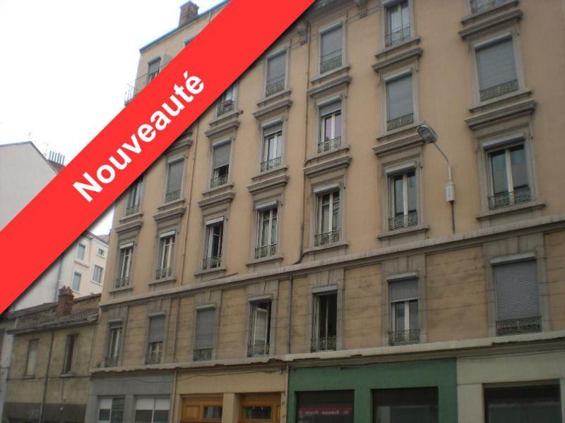 Location appartement Lyon 7ème 635€ CC - Photo 1