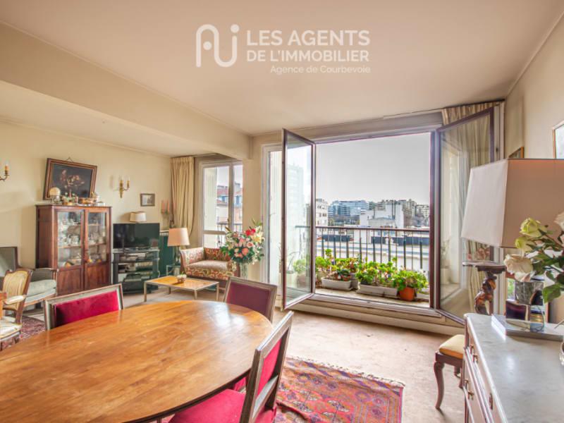 Verkauf wohnung Courbevoie 465000€ - Fotografie 1