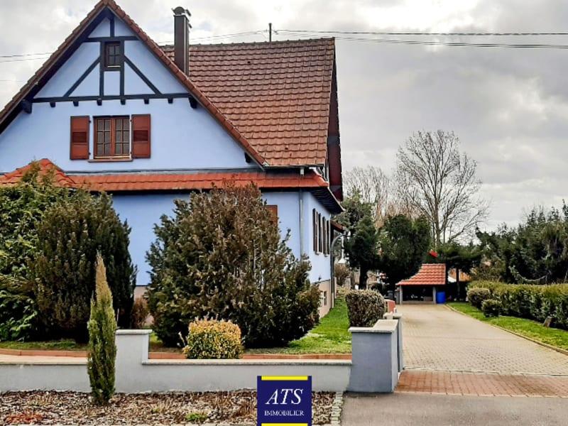 Sale house / villa Ohlungen 390000€ - Picture 1