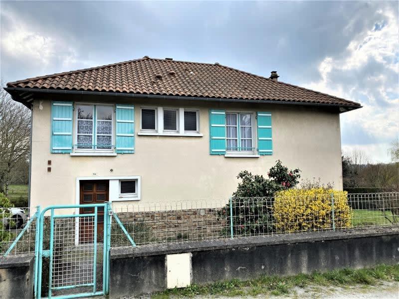 Vente maison / villa Le dorat 102500€ - Photo 1