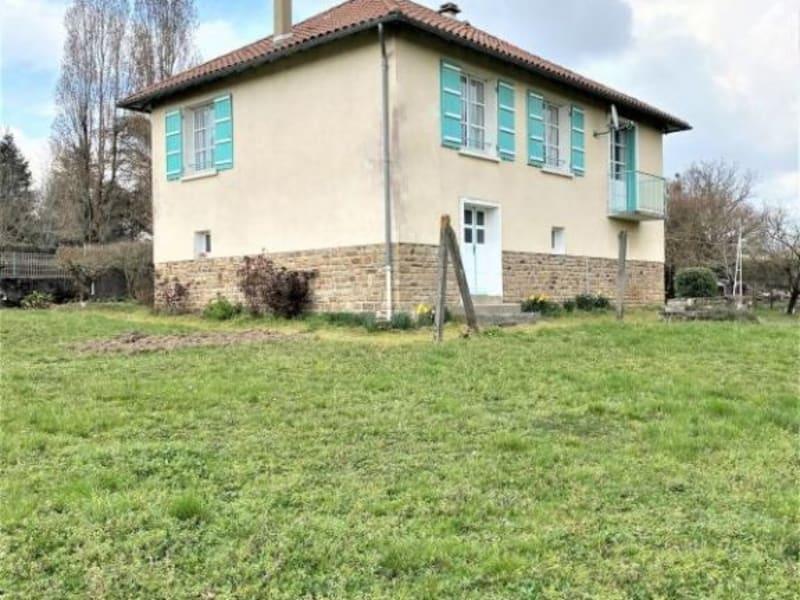 Vente maison / villa Le dorat 102500€ - Photo 2