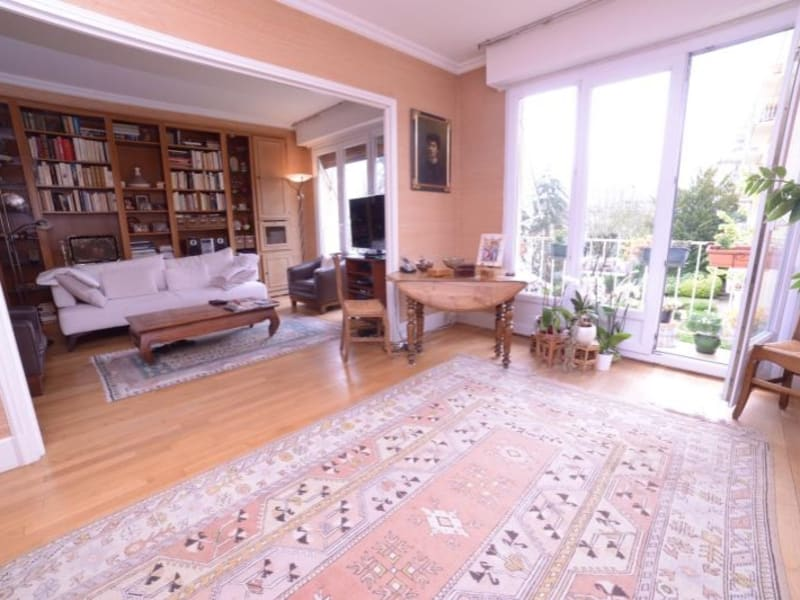 Sale apartment St cloud 582000€ - Picture 2