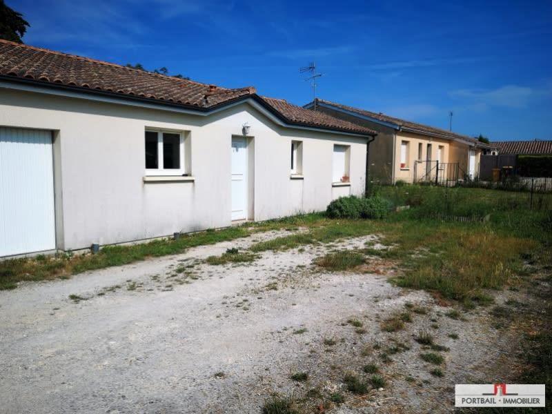 Sale house / villa Blaye 301000€ - Picture 1