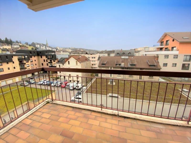 Sale apartment Aix-les-bains 315000€ - Picture 1