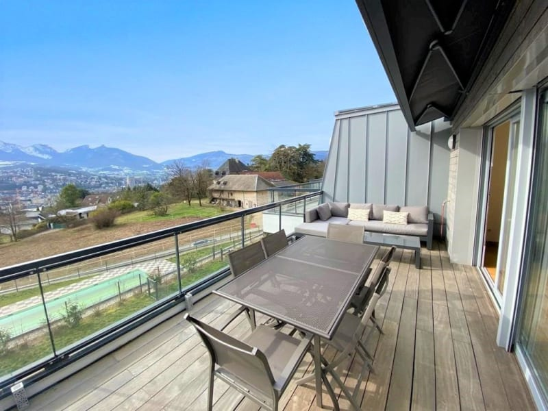 Deluxe sale apartment Chambéry 605 000€ - Picture 4