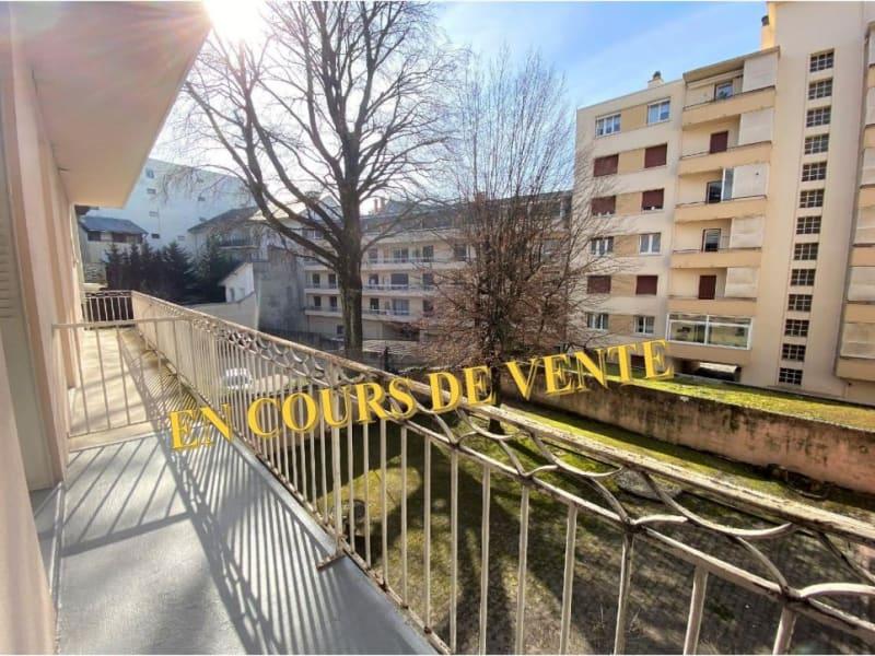 Sale apartment Aix-les-bains 139000€ - Picture 1