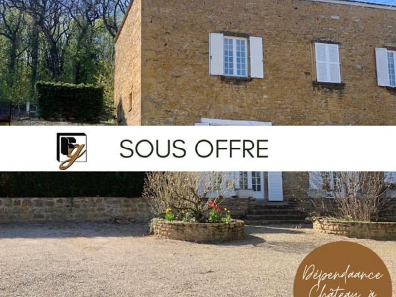 Vente maison / villa Lissieu 595000€ - Photo 1