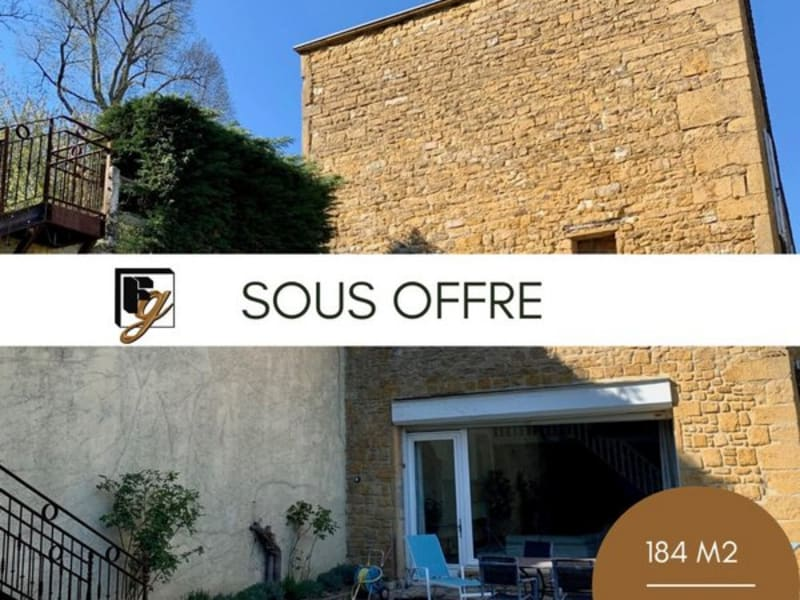 Vente maison / villa Lissieu 595000€ - Photo 2